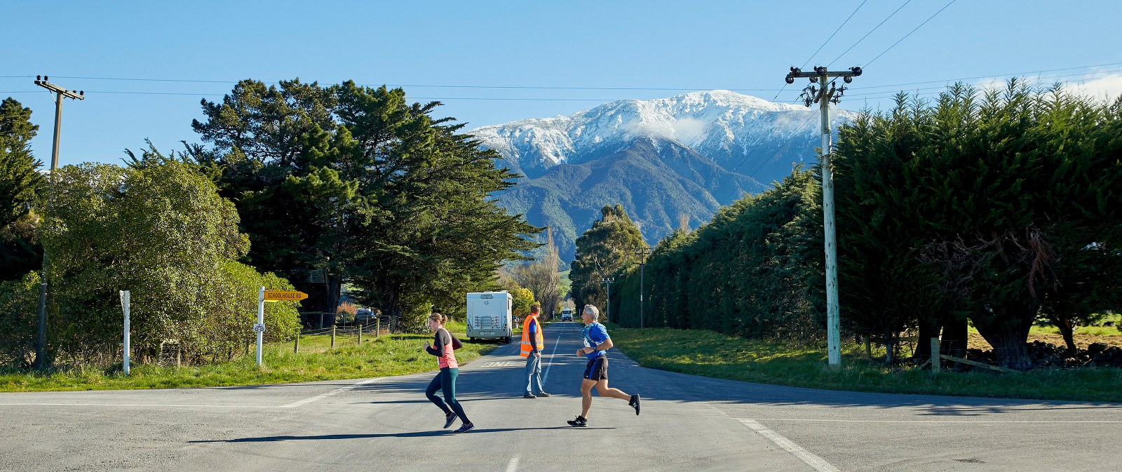 Kaikoura Whale Run